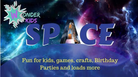Space fun from Wonder Kids