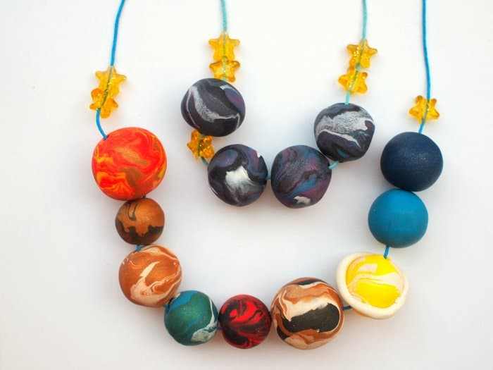 Space jewellery from Wonder Kids