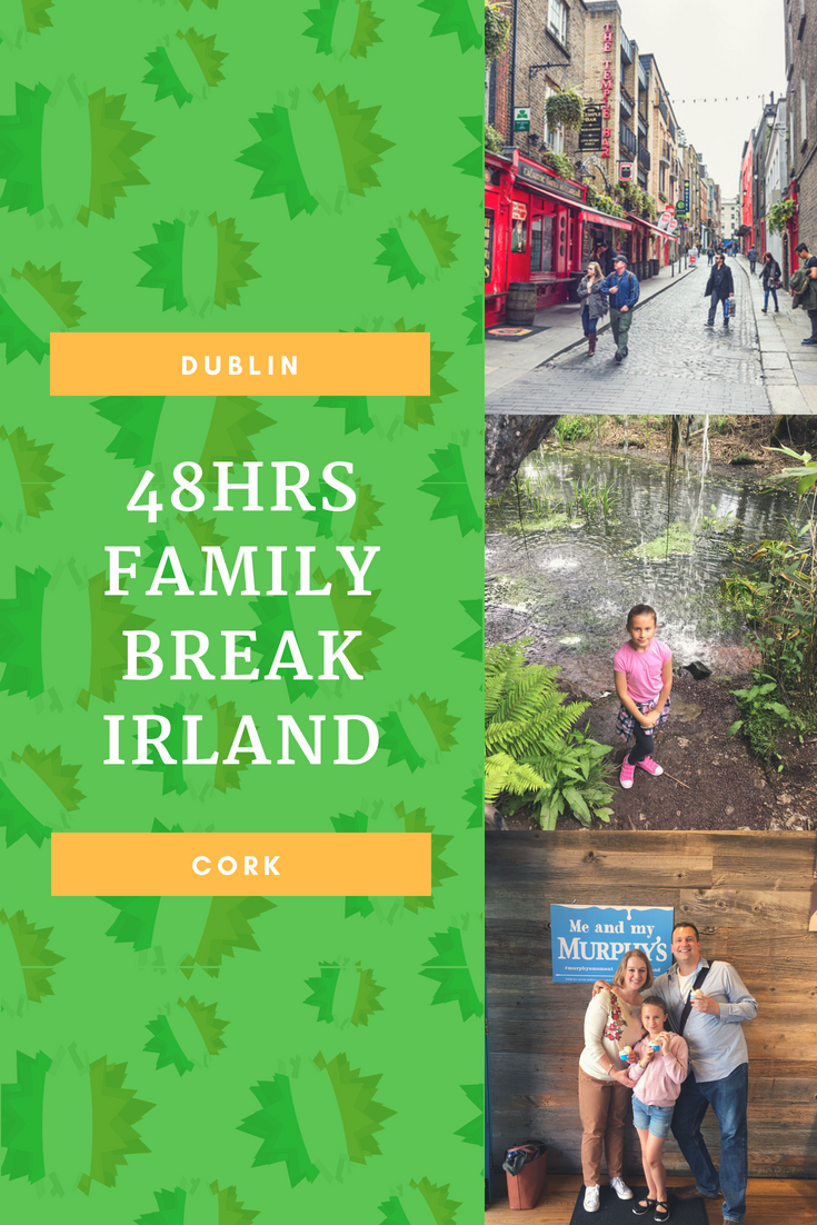 Ireland Holiday Planning for families