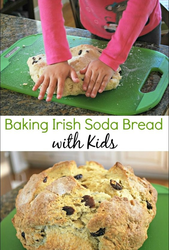 Wonder Kids Soda Bread