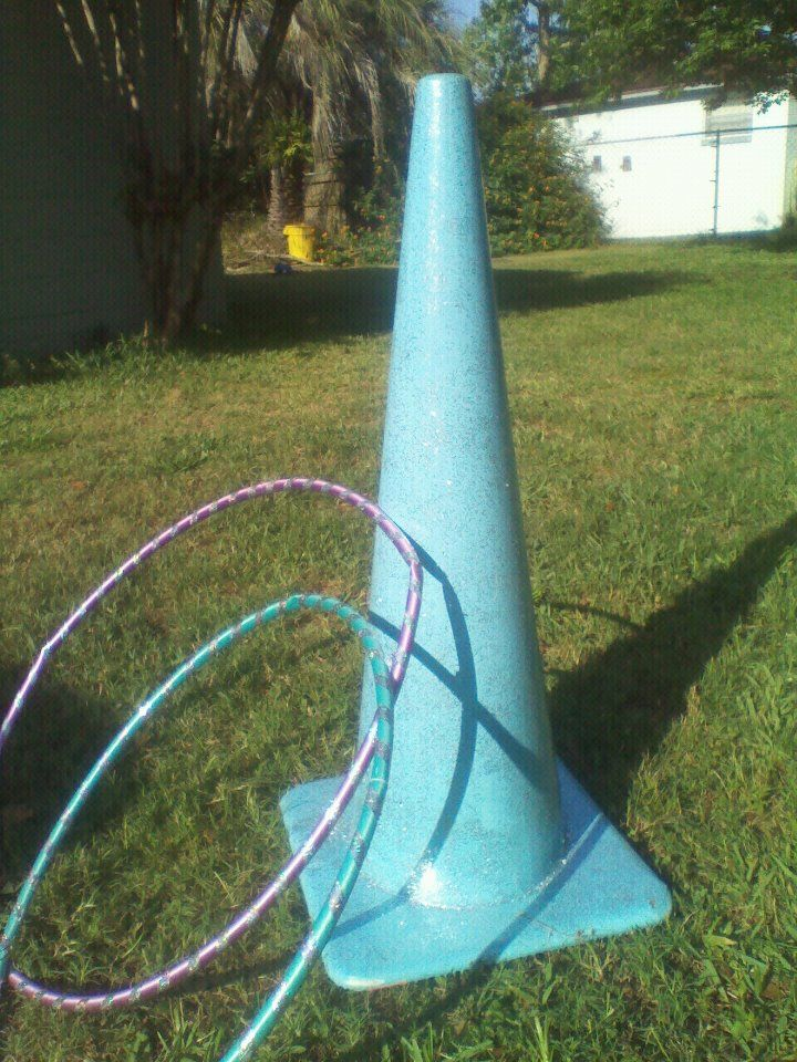Hula Unicorn Toss -