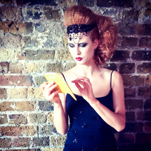 kamal mostofi photography studio zyzi makeup artist fashion vintage lookbook photoshoot behind the scenes model portfolio zydre zilinskaite flapper 20's look.jpg
