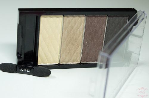 NYC 'HD color' quattro eye shadow #815 Best of broadway £2,99
