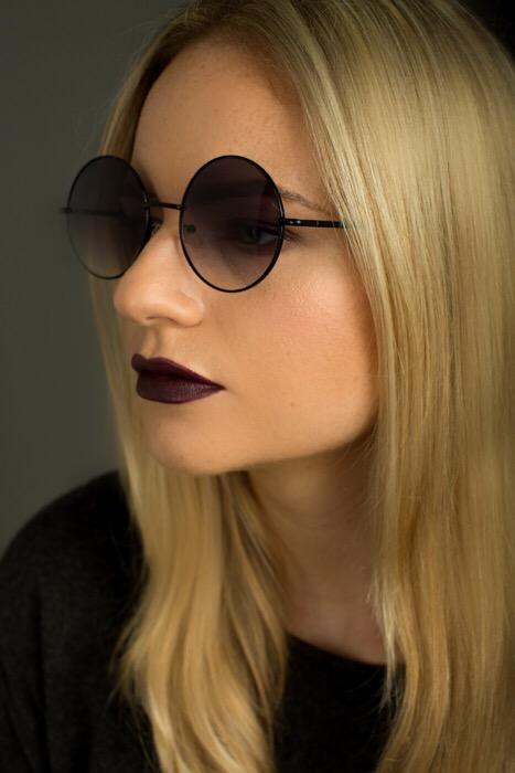 NARS Velvet Matte Lip Pencil #Train Bleu zydre zilinskaite makeup artist beauty blogger vlogger