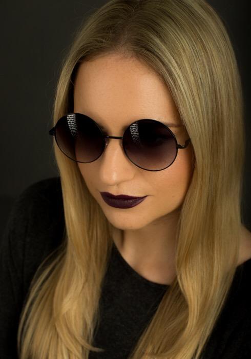 NARS Velvet Matte Lip Pencil #Train Bleu zydre zilinskaite makeup blogger vloger makeup artist london uk lithuanian