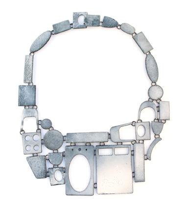 Gray Catalog Necklace