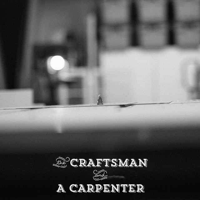 Our new film is out now, The Craftsman and a Carpenter. Watch it at: http://infaithpictures.com/films/the-craftsman-and-a-carpenter #documentary #infaithpictures #film #vscofilm #IdentityInChrist
