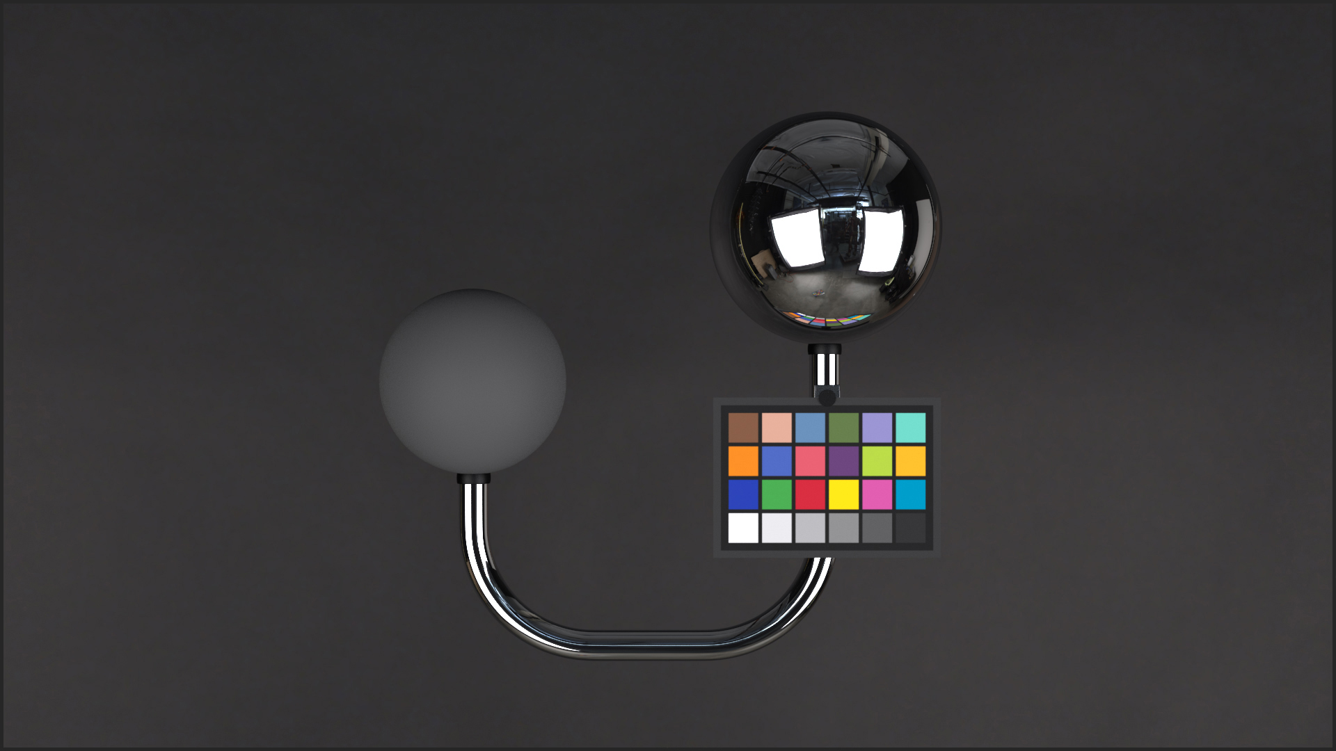 "Lighting checker ""Twister"""