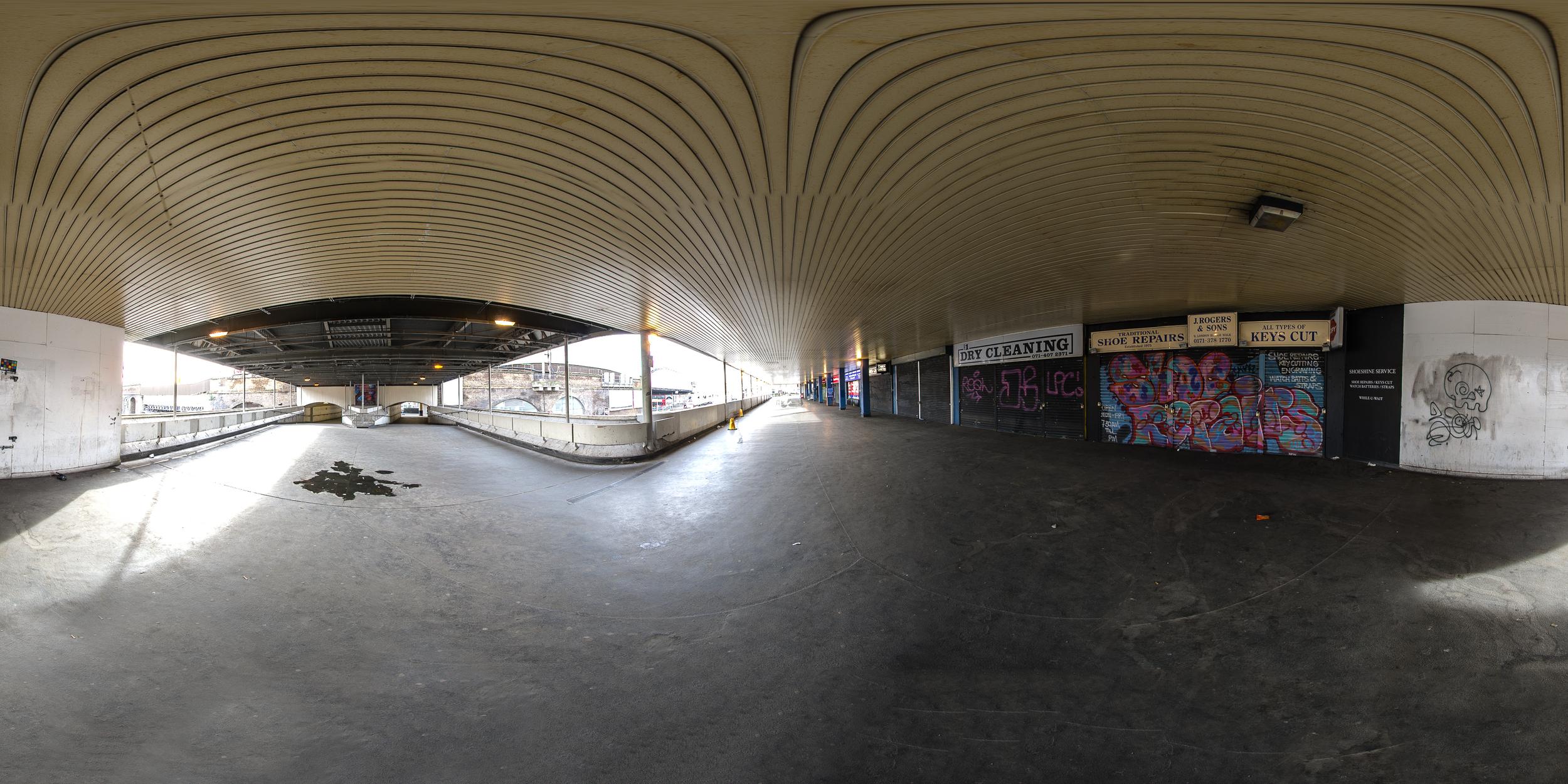 Equirectangular panorama. Click to enlarge.