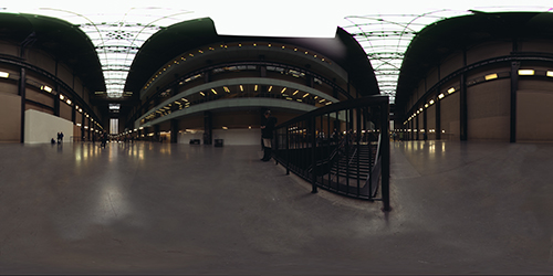 Tate Modern - Interior