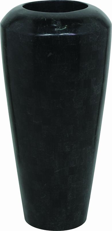 Geo - black polished