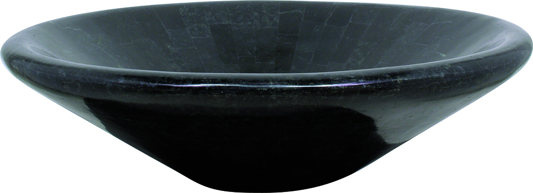 Geo class - black polished
