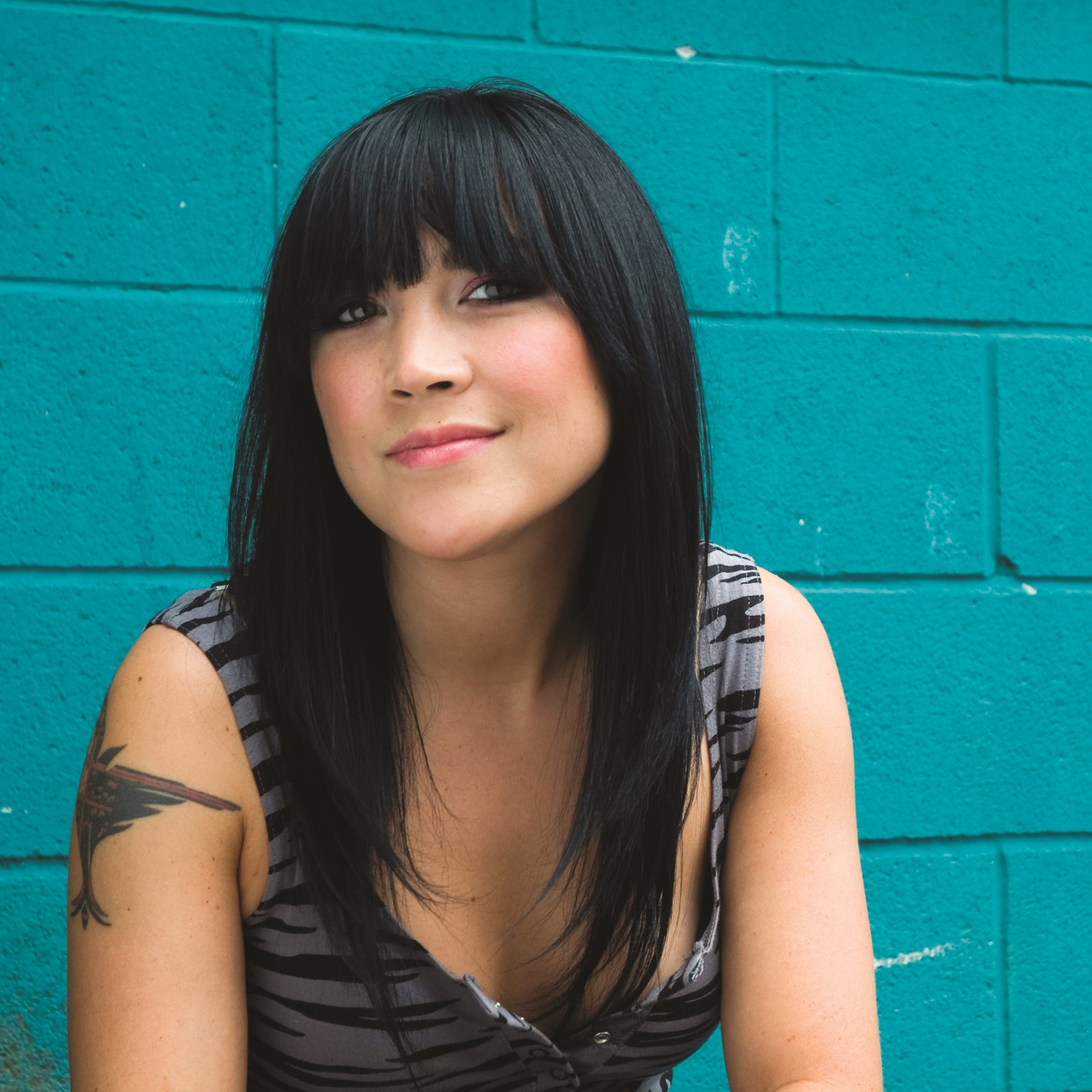 Interview with Lauren Toyota in Faze Magazine