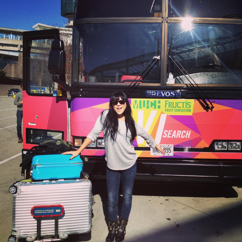 Lauren Toyota talks Much VJ Search | XOXOJes.com