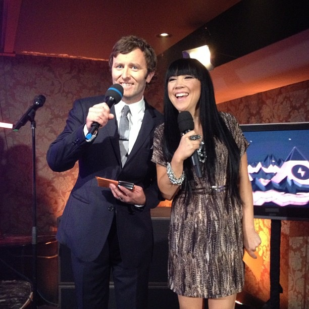 Lauren Toyota & Grant Lawrence to host 2012 Polaris Gala
