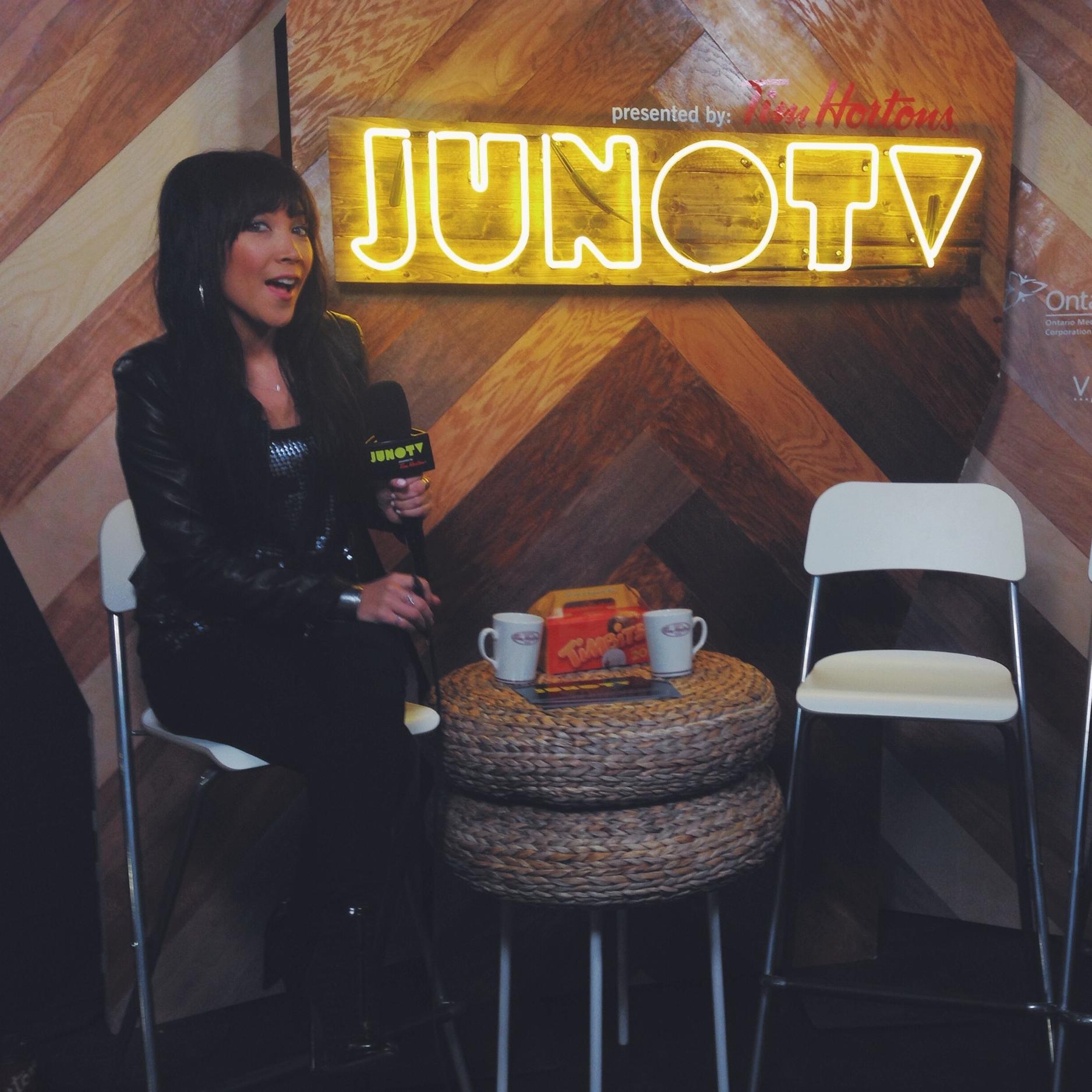 Lauren Toyota on JunoTV
