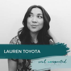 Interview on Soul Unexpected Podcast