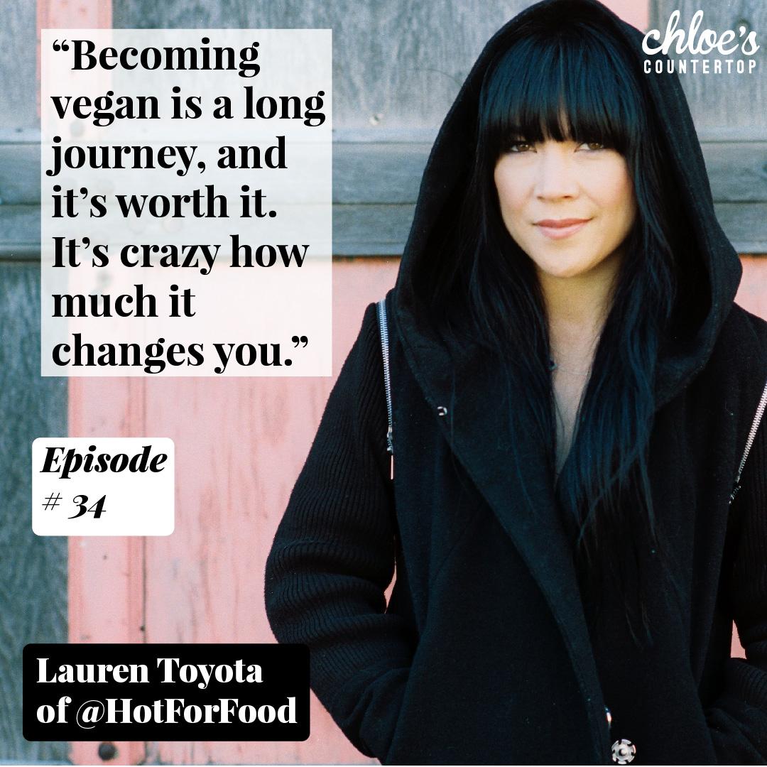 Episode #34 | Chloe's Countertop Podcast (Conscious Conversations