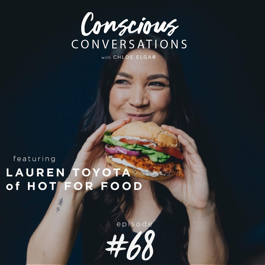 Episode #68 | Conscious Conversations with Chloe Elgar