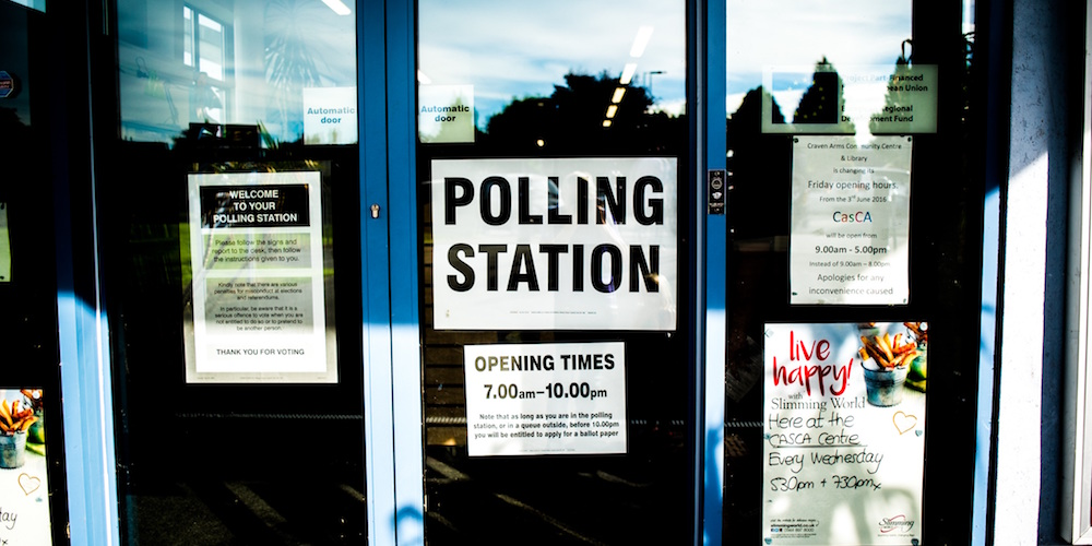 How can campaigns get voters to the polls?