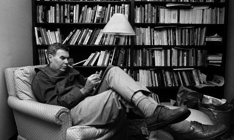 Raymond Carver in 1984. Photograph: Bob Adelman/Corbis