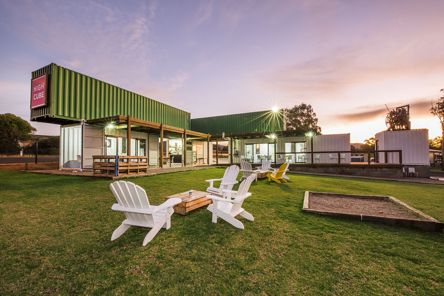 High Cube Cafe - Mudgee, NSW