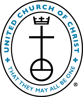 We're the United Church of Christ - The symbol of the United Church of Christ comprises a crown, cross and orb enclosed within a double oval bearing the name of the church and the prayer of Jesus,