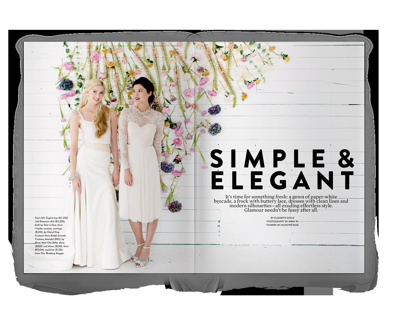 Creative Direction + Design: Liz Gardner for Mpls.St.Paul magazine Editor: Emily Howald Sefton Photographer: Canary Grey HMUA: Romeny Chan Fashion Stylist: Elizabeth Doyle Floral: Munster Rose