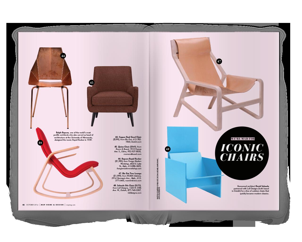 Creative Direction + Design by Liz Gardner for Mpls. St. Paul magazine