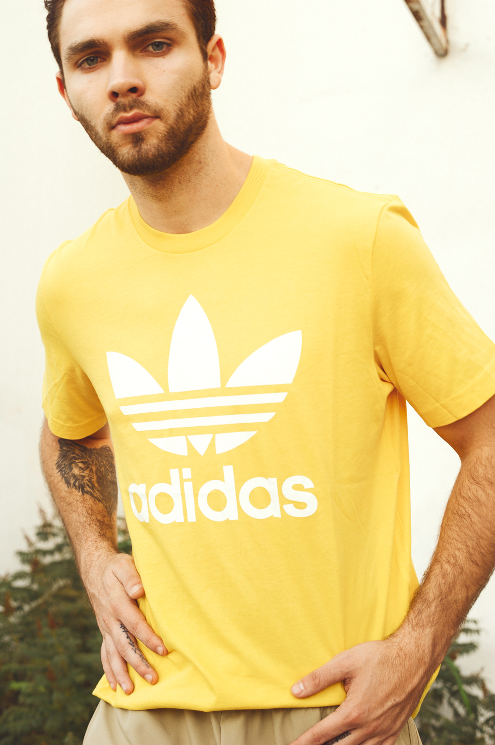 Styling: Liz Gardner for Adidas Originals Photography:  Ashley Camper  Talent:  Tyler from Ignite Models