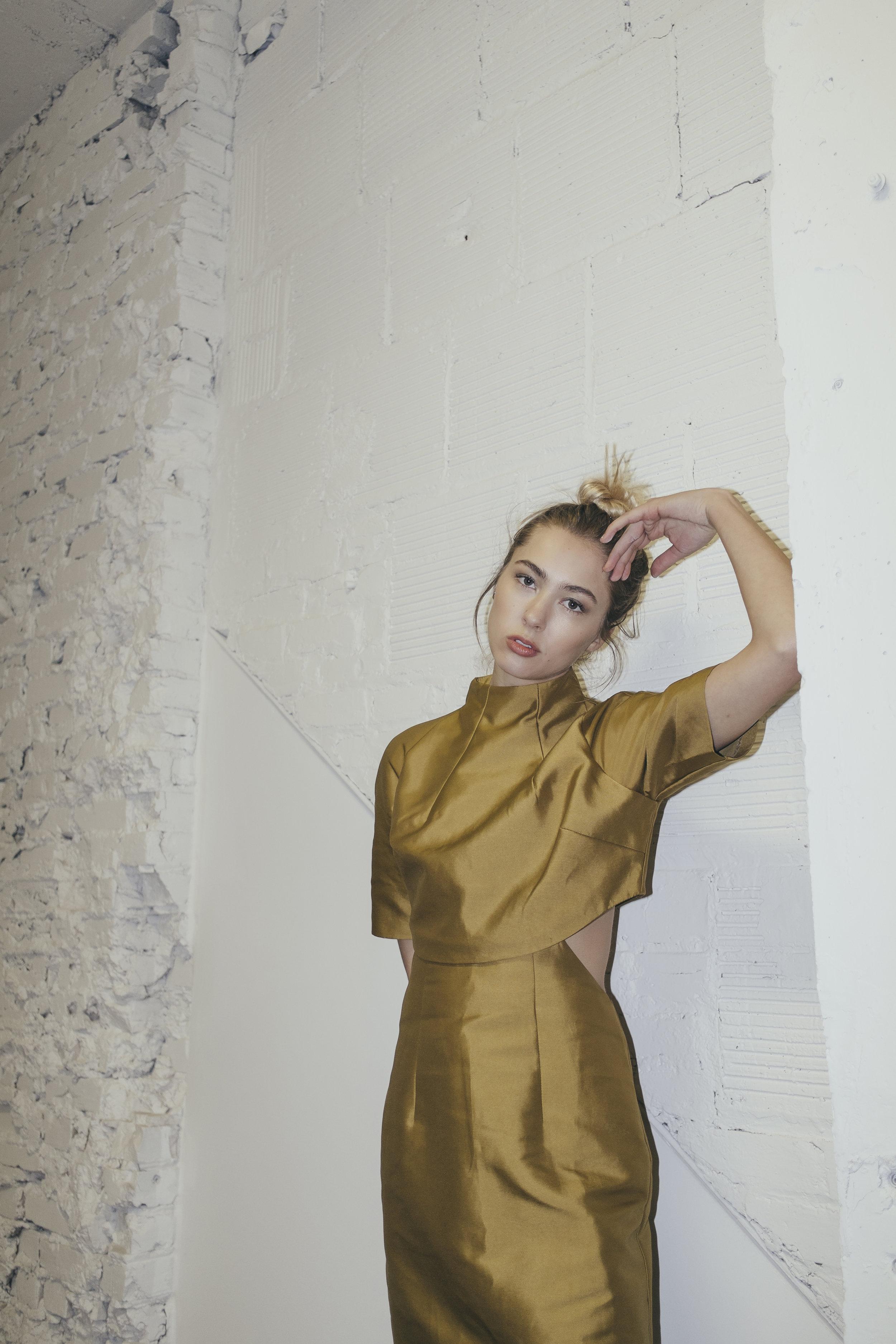 Photo: Ashley Camper Model: Piper from Wrenn HMUA: Fatima Olive