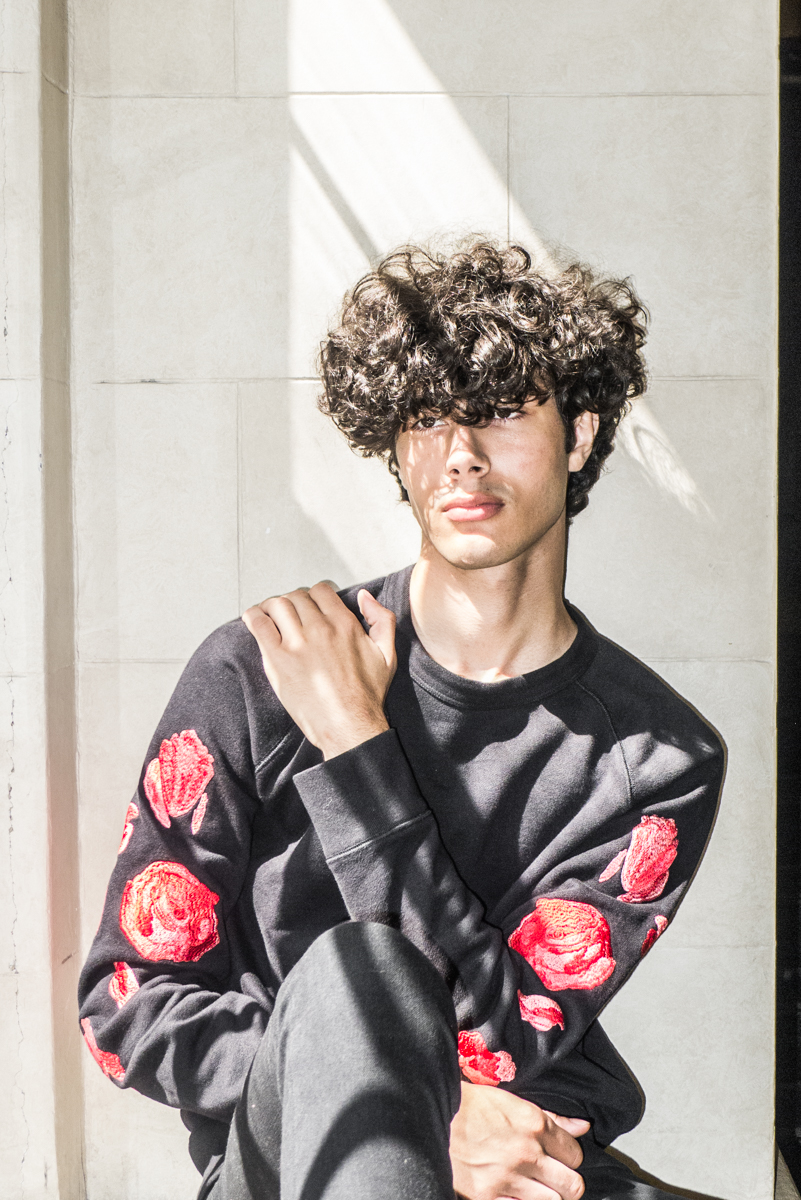 Styling: Liz Gardner Photo: Colin Michael Simmons Model: Dom from Ignite Models