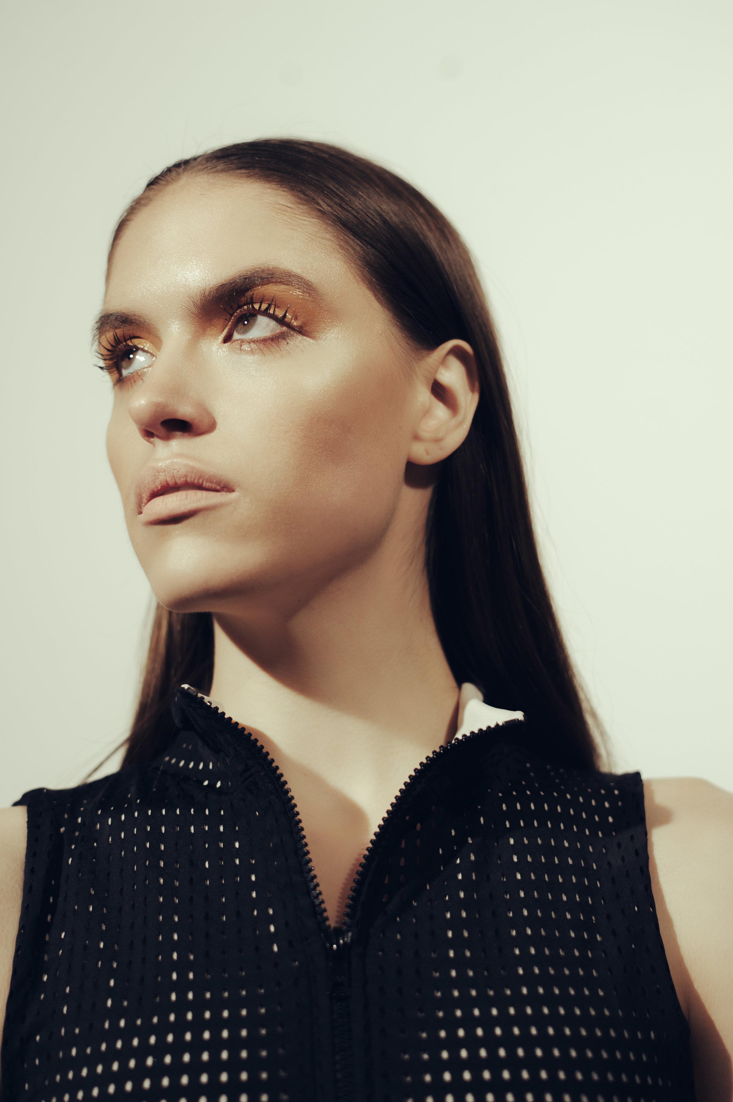 Photography: Ashley Camper Styling: Liz Gardner HMUA: Susan Frey Model: Sara Schuld of Ignite Models