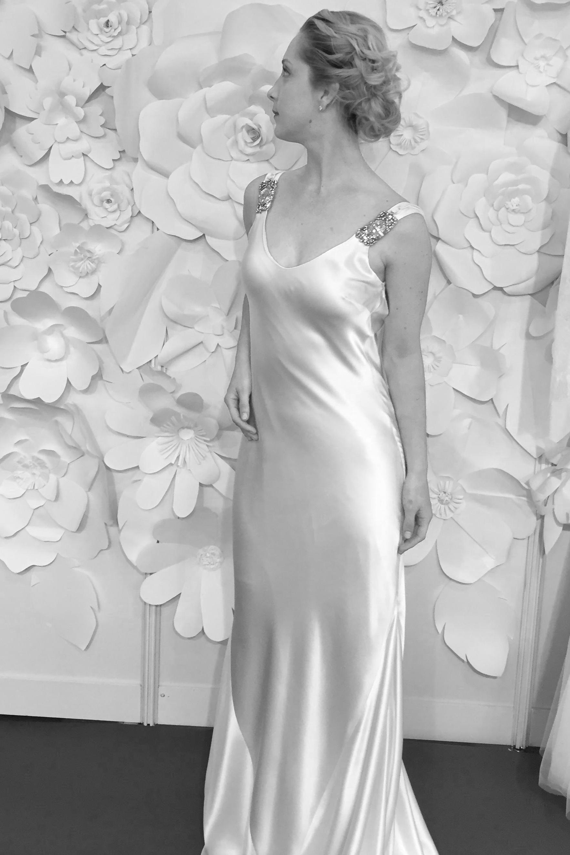 Miranda Plant x Rose & Delilah  NY Bridal Week