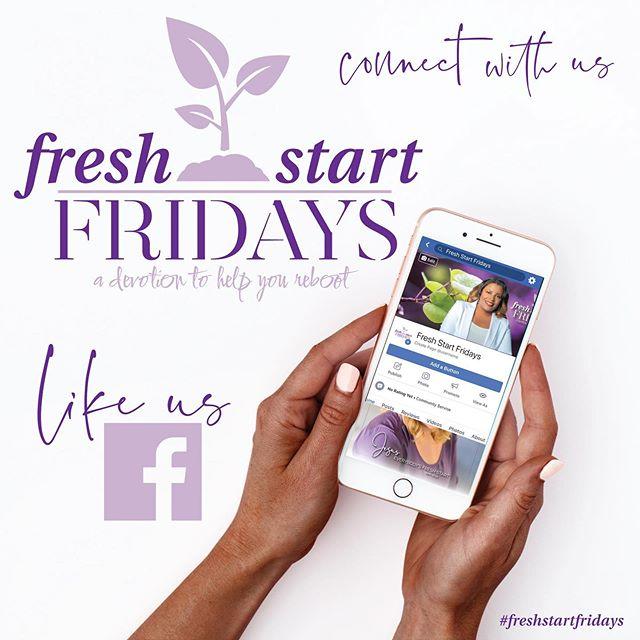 Connect with @freshstartfridays  #socialmediamarketing #brandmanagement #graphicdesign #freshstartfridays #cmpinspiredbrands
