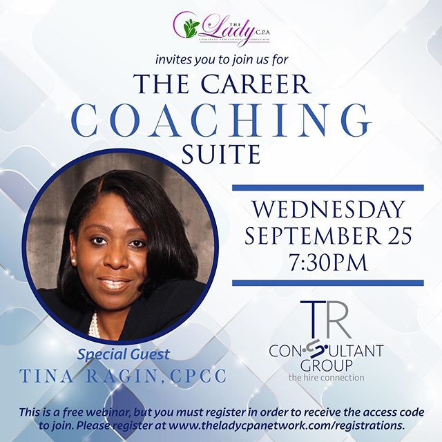 Excited to provide graphics for another #womensupportingwomen effort with @trconsultant, Tina Ragin. #graphicdesign #brandmanagement #socialmediamarketing #womenownedbusiness #cmpinspiredbrands