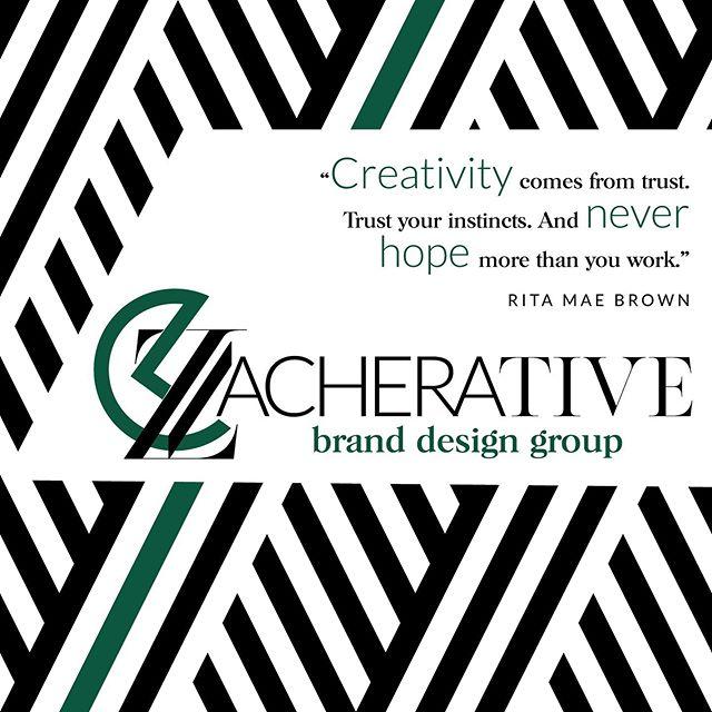 Trust the Creator as He trust you with His creations. #graphicdesign #branddevelopment #socialmediamarketing #zacherative #inspiredbrands