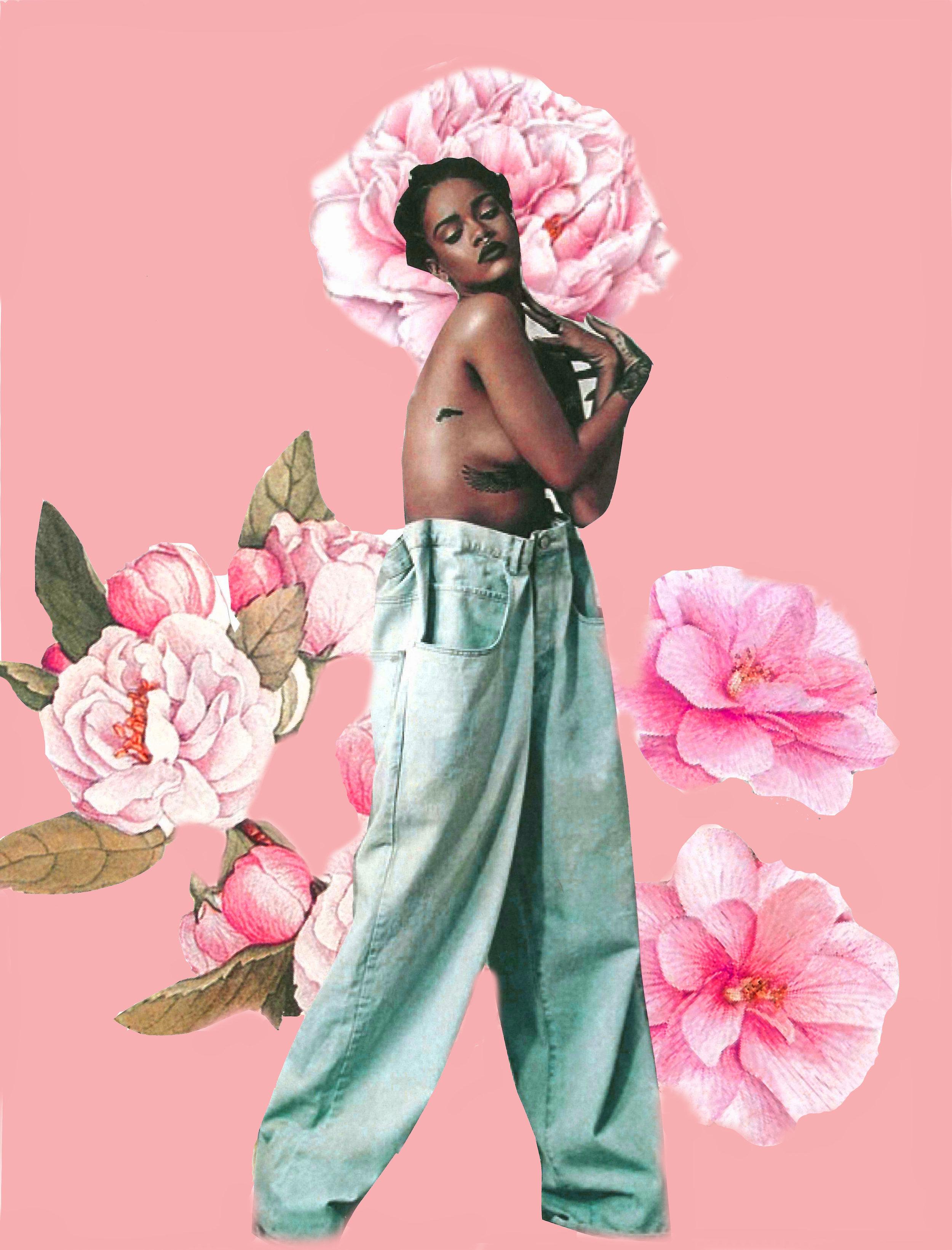 —Illustration by Olivia Engobor  @spookykookyaunty