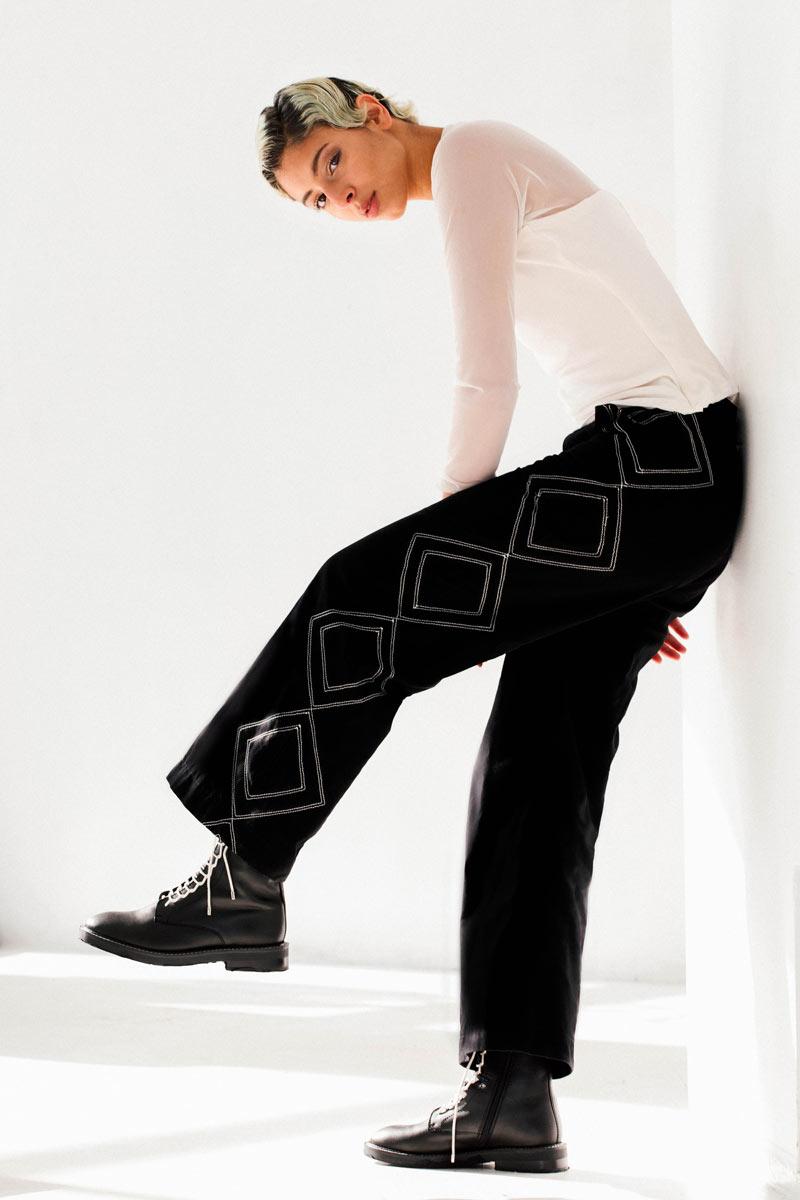 photo by Tiffany Lee for Lilt Clothing | model: Jada Denae | HMUA: Leatrice Llyod