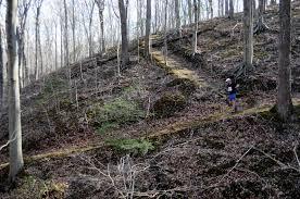 Fountainhead Regional Park Mountain Bike Trail