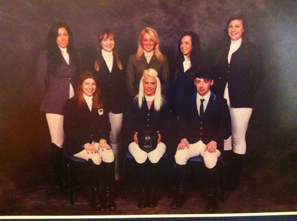The NTU Equestrian Team