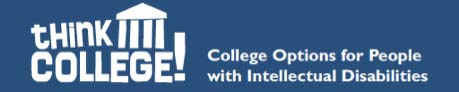 Click on the picture to access Think College!