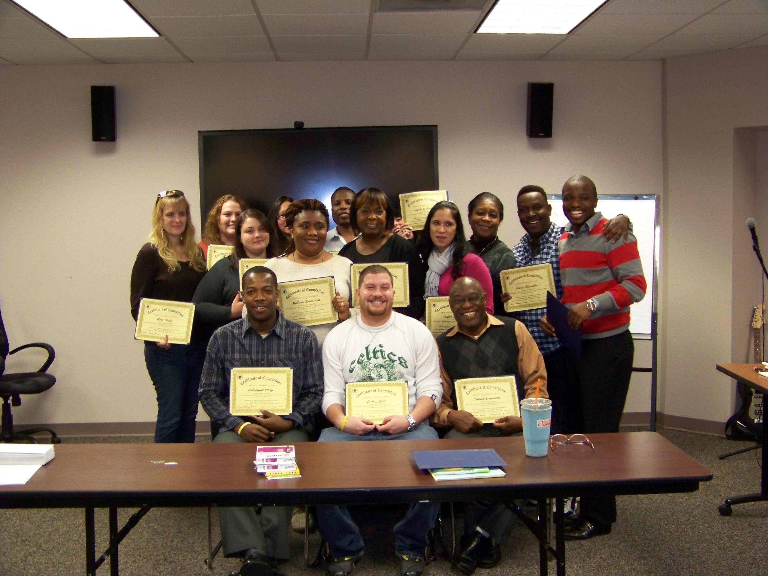 Supervisory Skills Graduates 2013.JPG