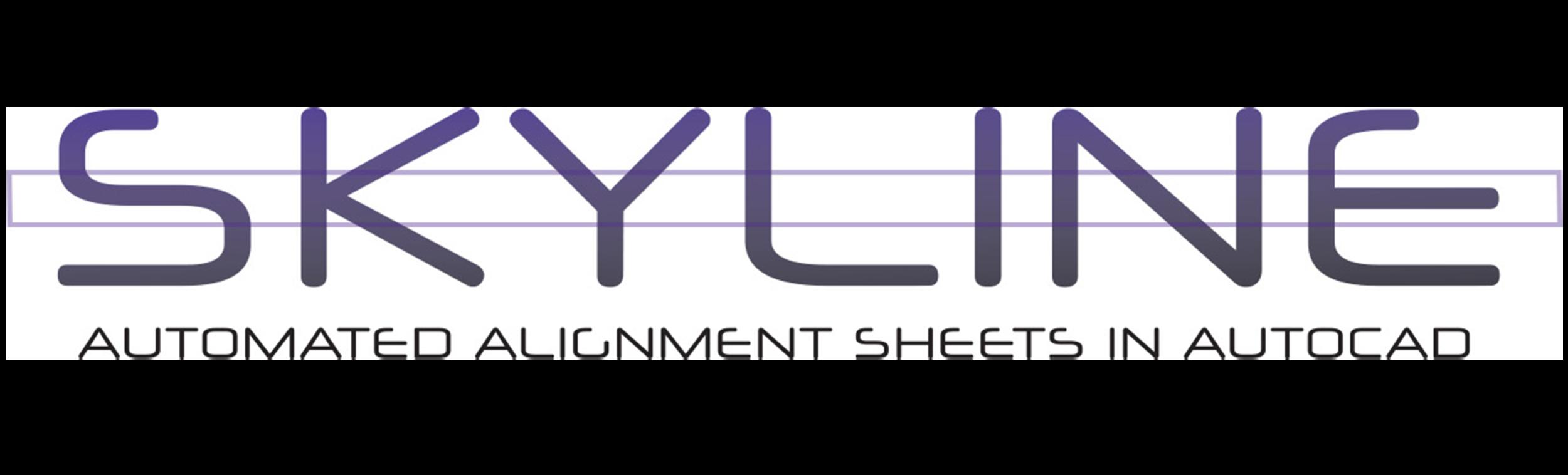 skyline-alignment-sheet-generation-cad