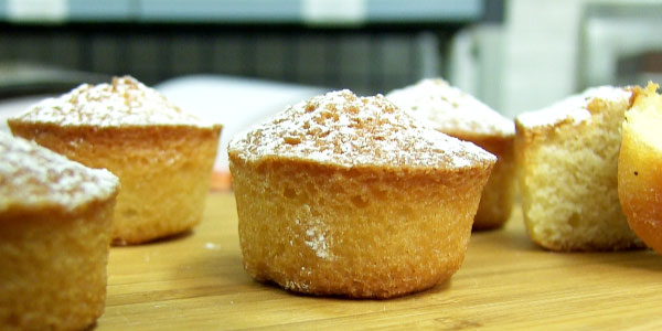 How to Make a Financier: And if you'd rather something sweet, take a look at this video with Francois Payard
