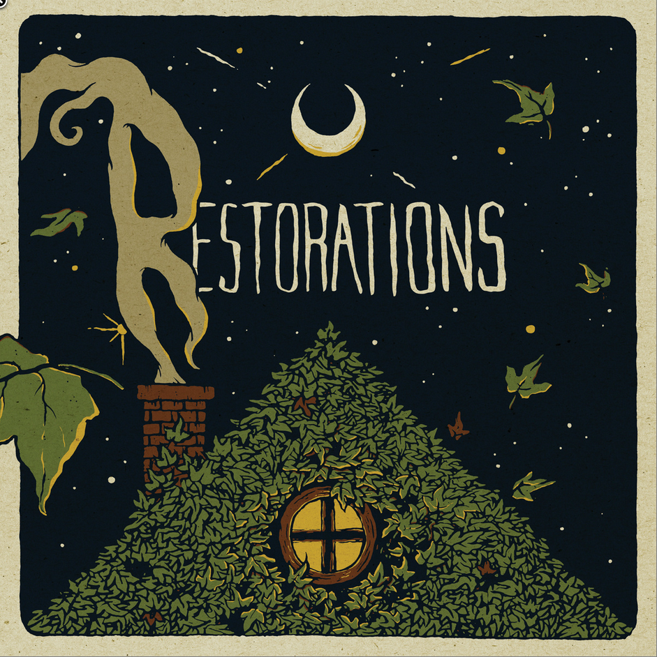 Restorations' new album   LP2