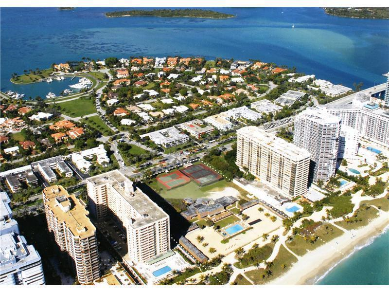 Last pristine location for development in Bal Harbour across marina
