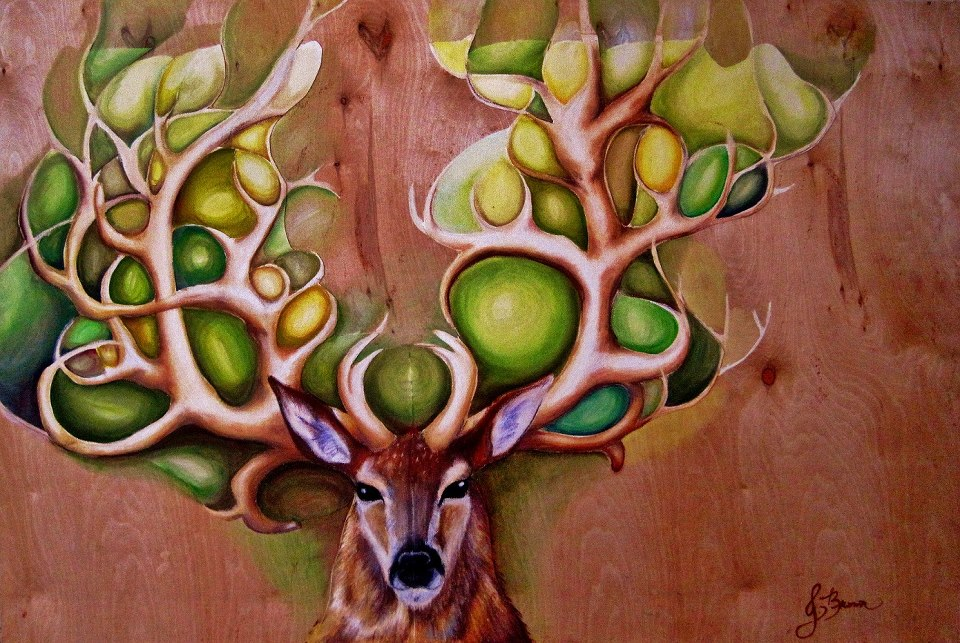 King of the Forest (SOLD)