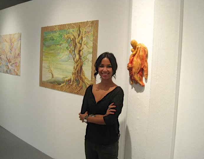 """""""RIFT"""" show @ Cal Poly University Gallery"""