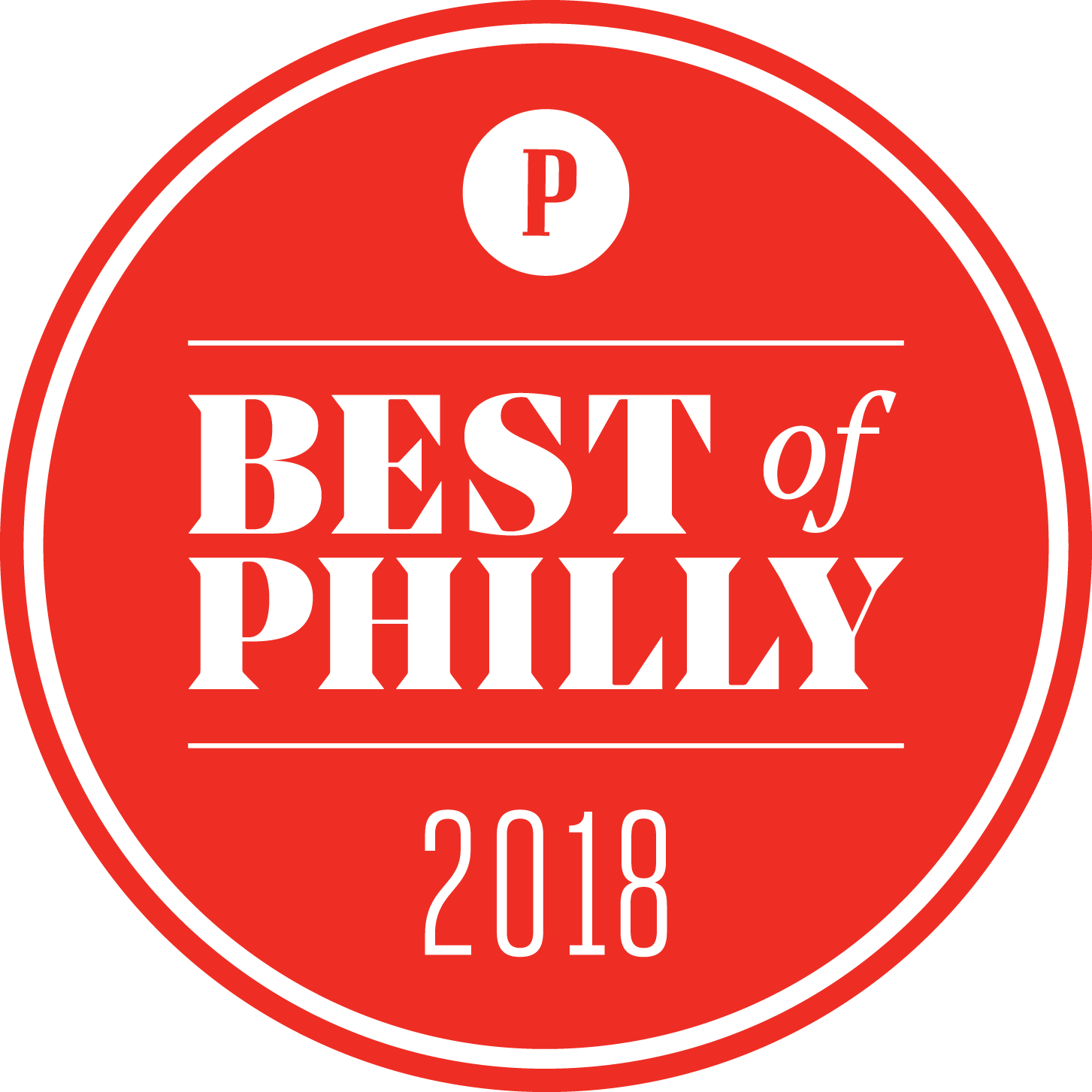 "Philadelphia Magazine 2018 - ""Even the most time-crunched office jockeys should break for the hour it takes for this meticulous cut and shave - mini facial, back rub and booze included."""